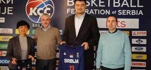 中國籃協計劃與塞爾維亞進行長期合作!