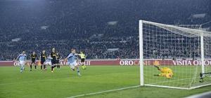 2-1逆轉國米 拉齊奧向冠軍獎杯發起了衝擊