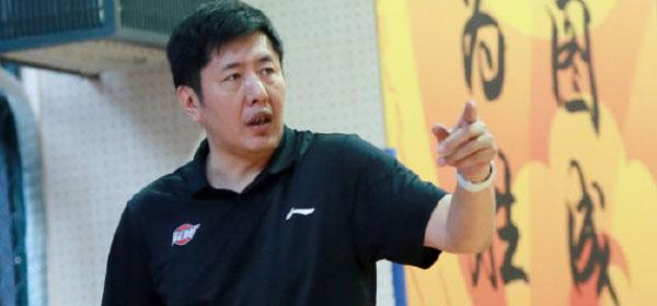 廣州男籃官方公告:丁偉出任球隊主教練