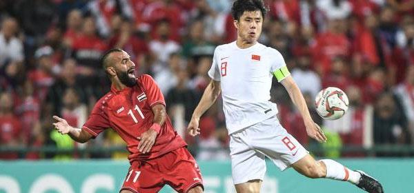 體壇:國足熱身賽計劃難定,對手敘利亞宣布9月熱身伊拉克