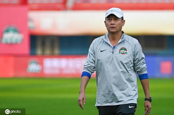 臨陣換將 河南建業官宣主教練王寶山因個人原因辭職