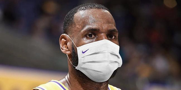 NBA向各隊重申要戴口罩 違規者將會麵臨處罰