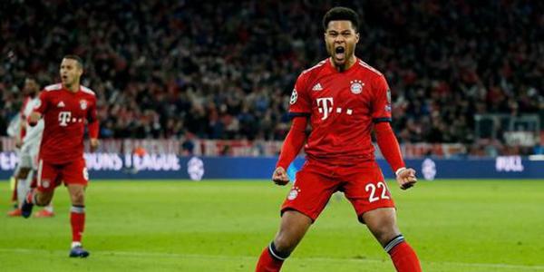 官方:格納布裏當選德甲首輪最佳球員