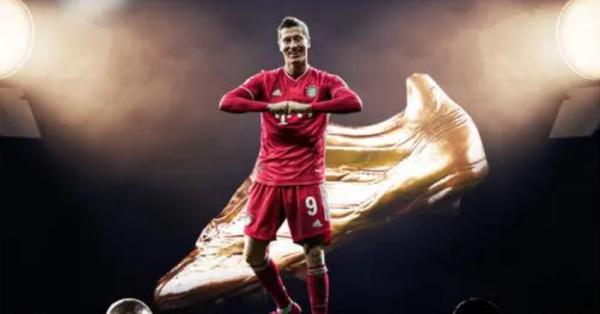 2021欧洲金靴得主介绍,进球数据