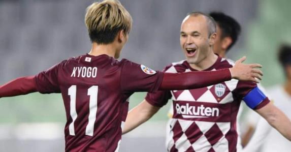 神戶勝利船客場1-0擊敗水原三星 領跑積分榜