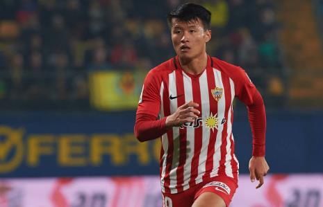 林良銘正式加盟大連人足球俱樂部 林良銘多次入選中國國奧隊