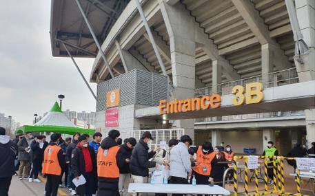 韓國一男子確診肺炎 曾經和17000球迷現場看亞冠