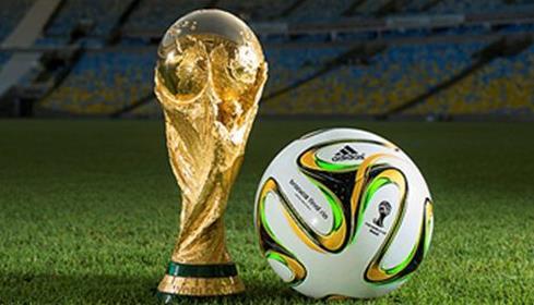 世界杯舉辦年數介紹