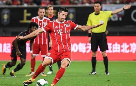 【戰報】3月8日 德甲 拜仁慕尼黑2-0戰勝奧格斯堡 穆勒格雷茨卡接連破門