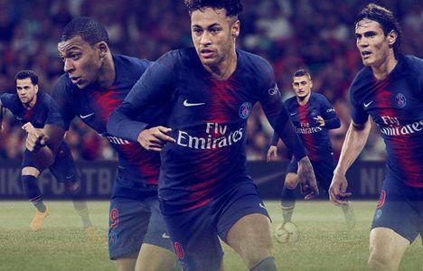 【戰報】1月16日 法甲 巴黎聖日耳曼4-1大勝摩納哥 內馬爾傳射助姆巴佩斬雙響