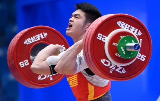 中國舉重隊:舉辦了趣味運動會 從最簡單的趣味套圈開始