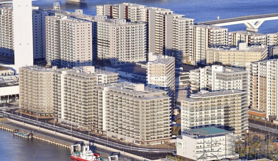 奧運延期影響奧運村公寓改造計劃 購房者們可能會怨聲載道