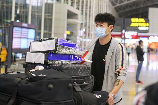 廣州恒大隔離期結束 無人感染新冠狀病毒