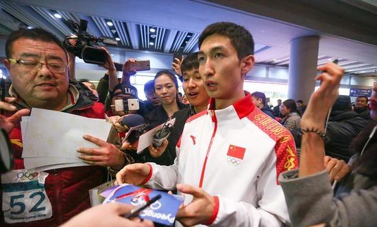 中國奧委會:有序有效做好訓練安排 強化基礎體能訓練