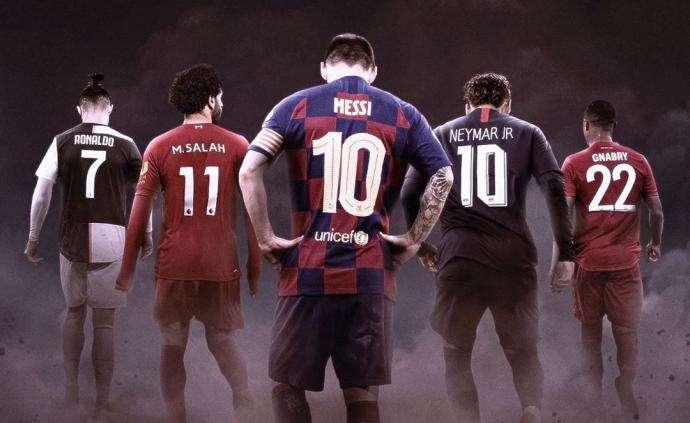歐洲五大聯賽是哪五大
