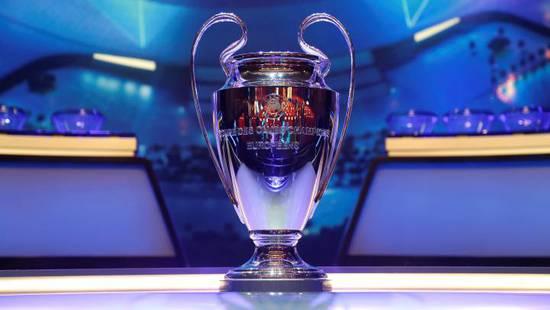 歐冠發出兩個方案 望在8月重啟賽事決出冠軍