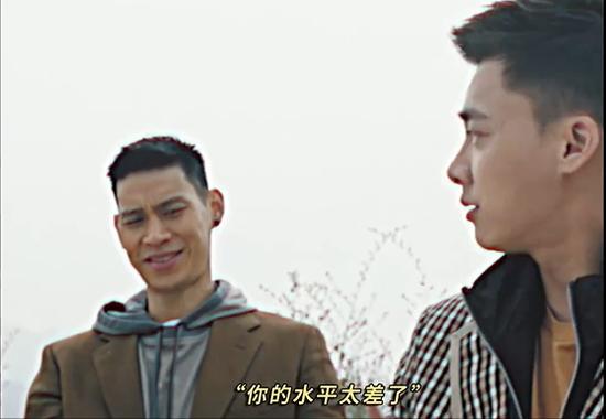 林書豪與李易峰合拍的時尚籃球片 網友:太有愛了吧