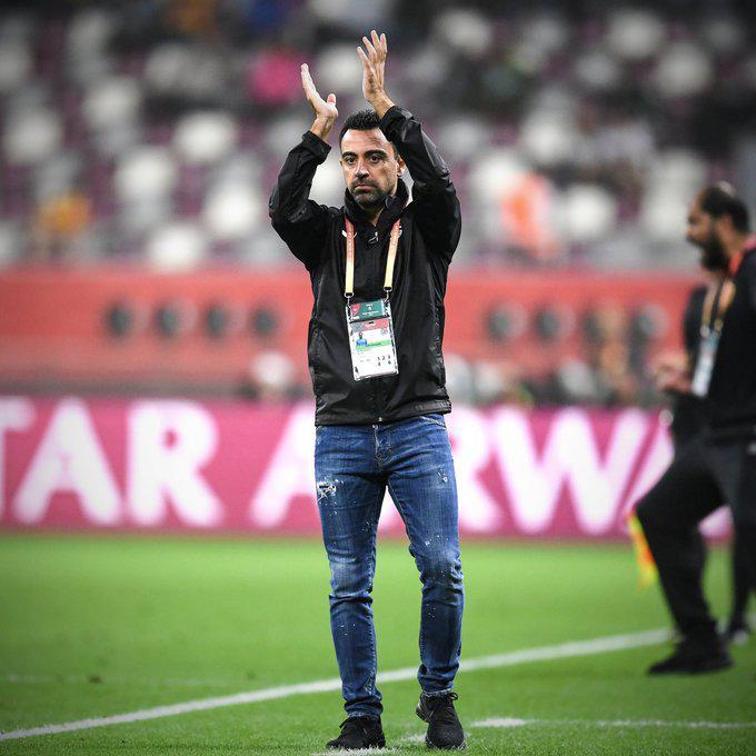 卡塔爾球隊阿爾薩德官方宣布:與哈維續簽了一年合同