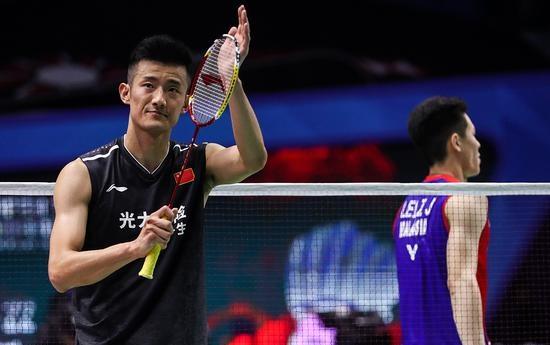 8月底舉行的陵水中國羽毛球大師賽取消