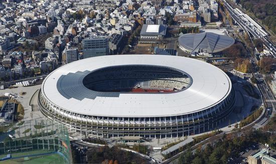 東京奧運會和殘奧場館目前已基本確定