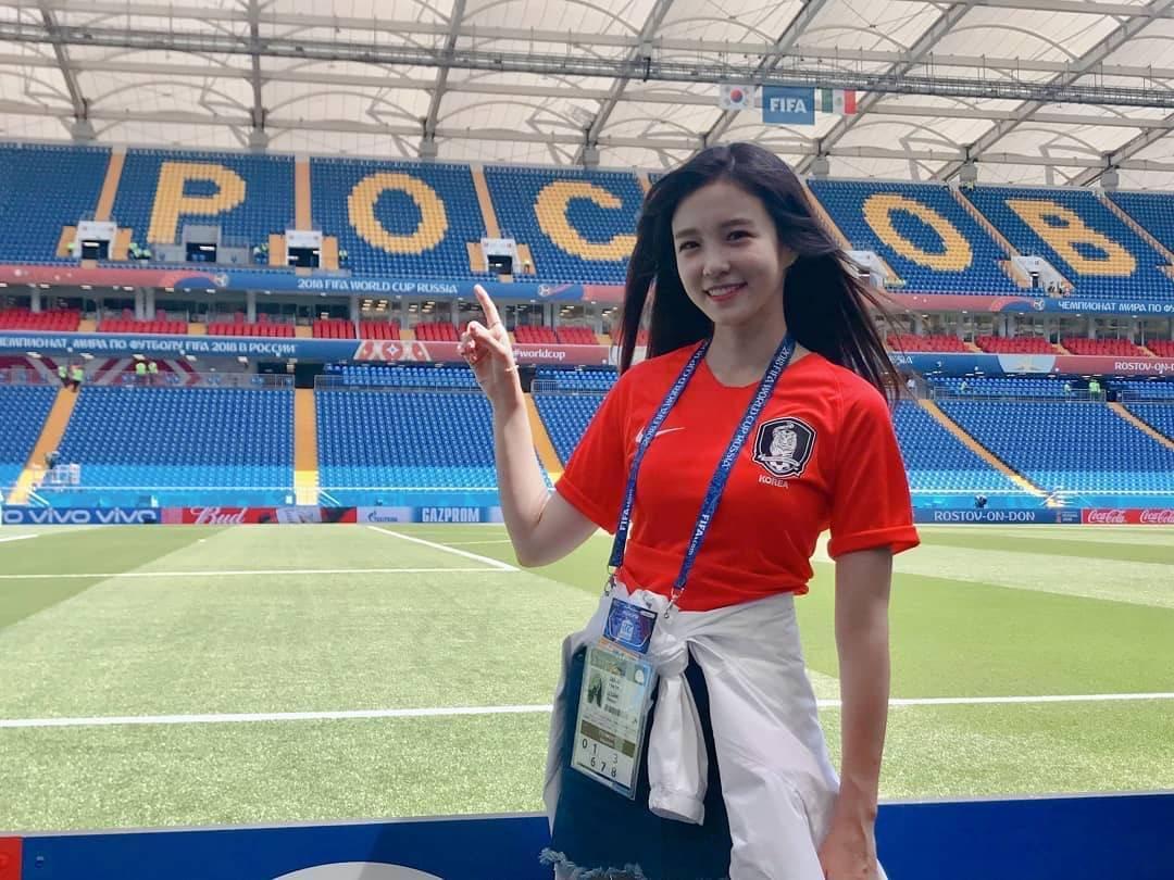 世界杯足球女解說_世界杯女解說介紹匯總
