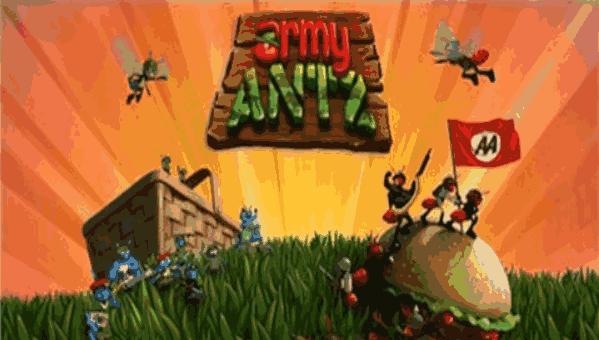 蚂蚁部队游戏下载_蚂蚁部队安卓下载