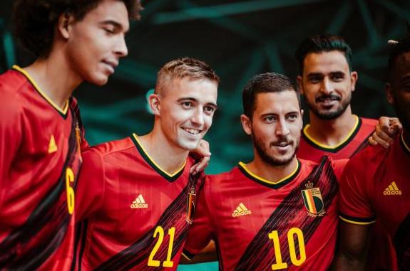 2021比利时国家队阵容_最新比利时足球国家队大名单一览