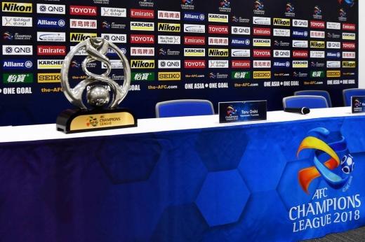2021亚冠8强抽签出炉-2021亚冠八强抽签结果
