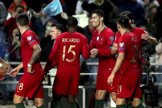 葡萄牙vs卢森堡首发名单-2021葡萄牙vs卢森堡首发替补名单